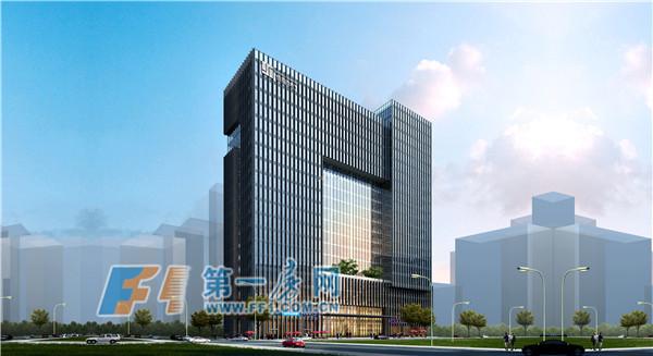 商业投资新宠--恒福中心写字楼